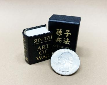 Sun Tzu  ART OF WAR  micro-miniature