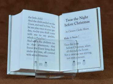 The Miniature Book of Classic Christmas Stories