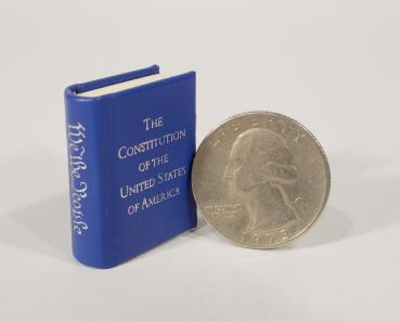 The Constitution of the United States of America  -  Micro Miniature