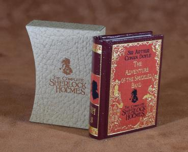 SH-08 The Adventure of the Speckled Band, Sherlock Holmes