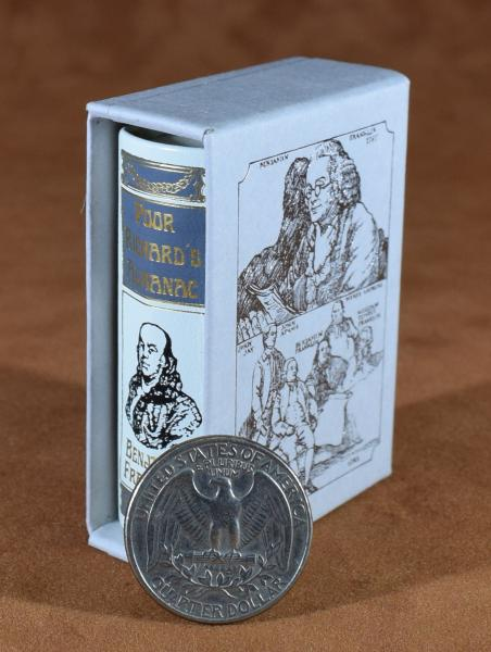 Poor Richard´s Almanac by Benjamin Franklin